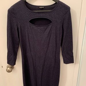 Worn once sweater dress for winter
